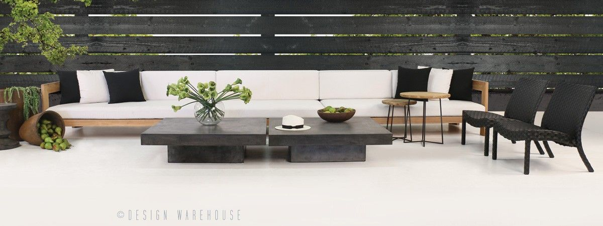 Captivating Amalfi Teak Outdoor Furniture Collection