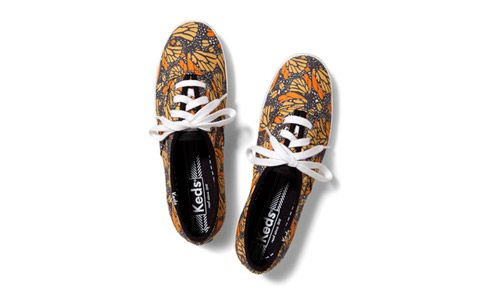 Keds, Butterfly shoes, Keds champion