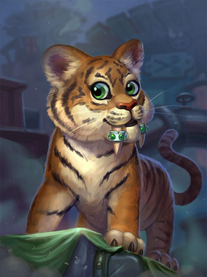 hearthstone Бродячий кот