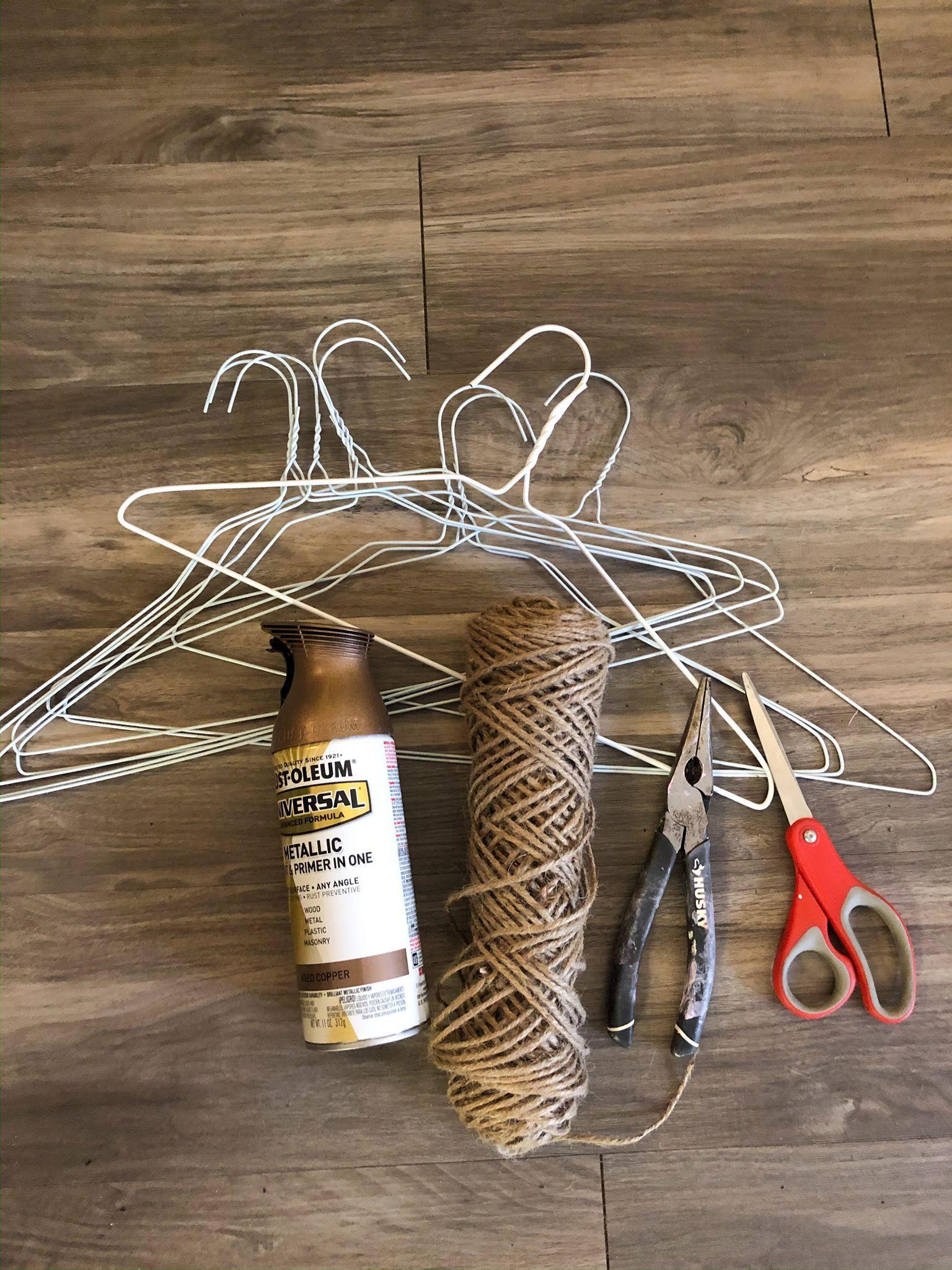 DIY Twine Star - The Shabby Tree