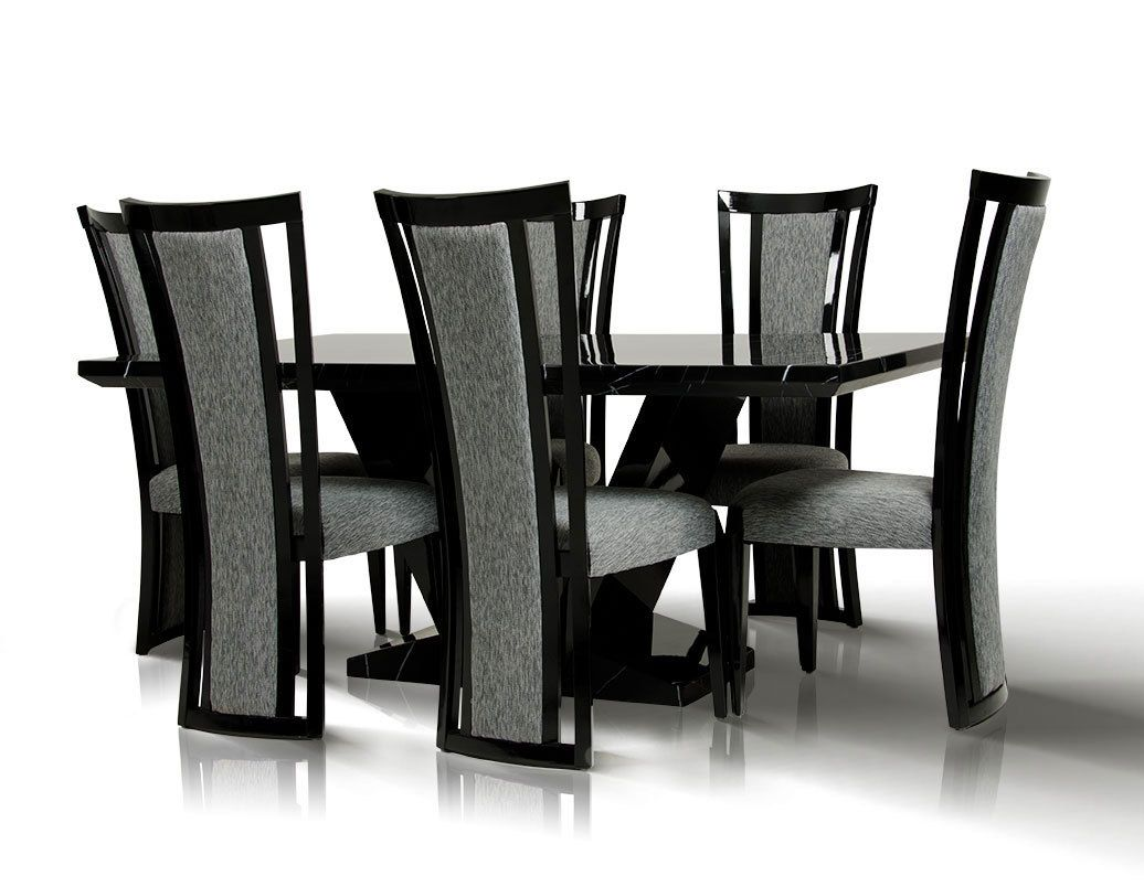 Stylish Design Furniture Libra Modern Marble Dining