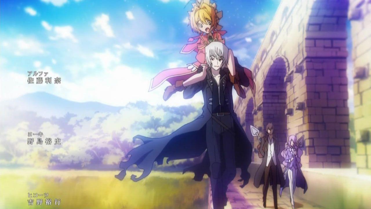 anime like clannad Sunday without god
