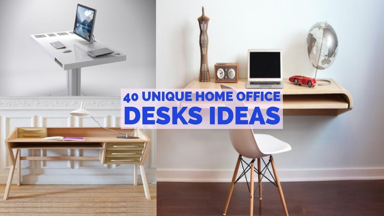 40 Unique Home Office Desk Ideas Home Office Plans 60872058