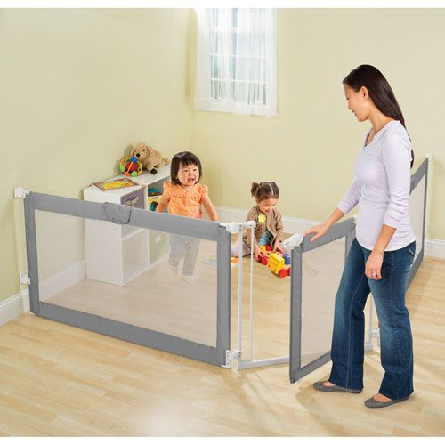 Summer Infant Custom Fit Safety Gate Grey Safety Gates Best Buy Canada Baby Gates Baby Gate Play Area Extra Wide Baby Gate