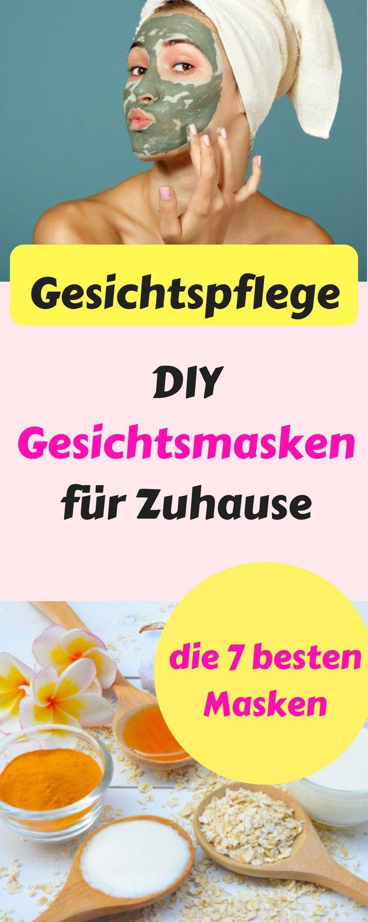 Gesichtsmaske selber machen Pickel, Gesichtsmaske selber machen gemacht, Ge … – Abnehme …  – Hautpflege-Rezepte