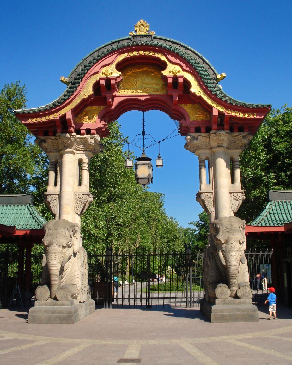 Hotels Berlin Zoologischer Garten: Berliner Zoologischer Garten