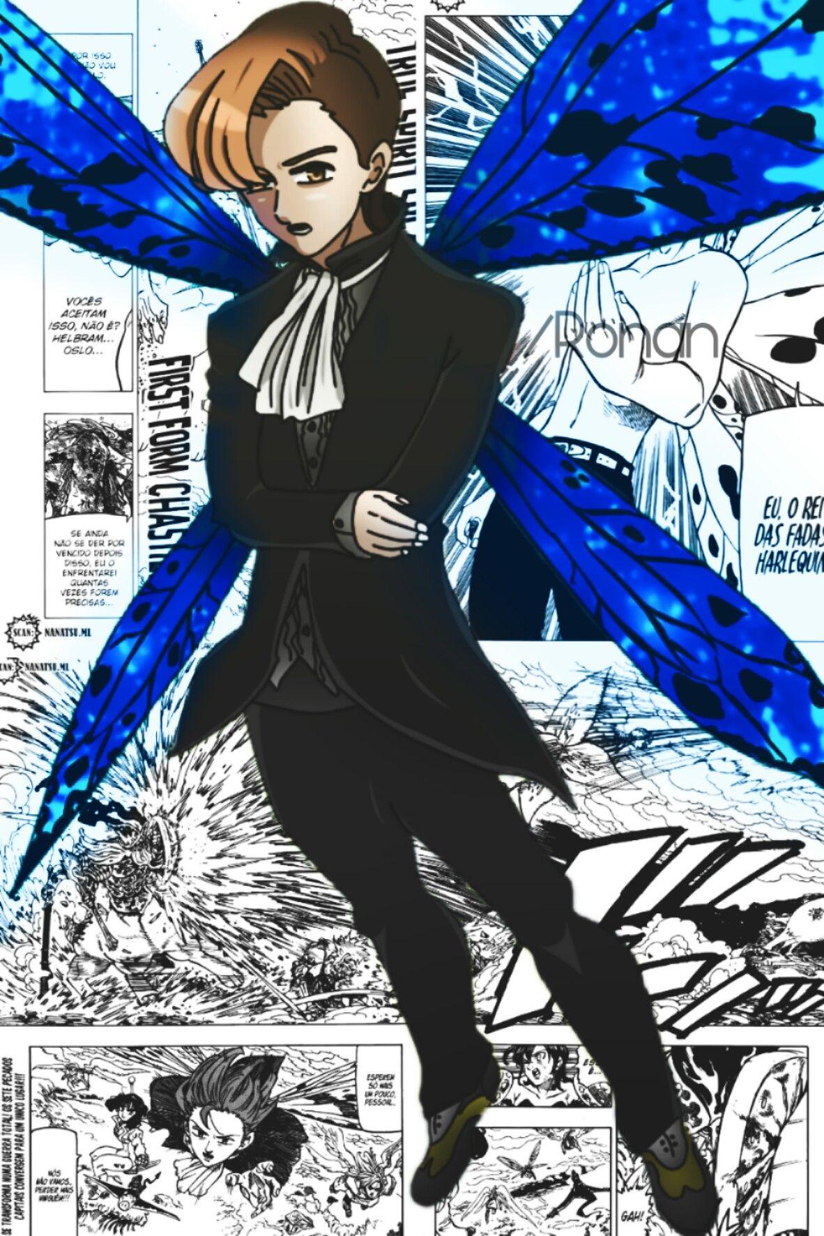 King Nanatsu No Taizai : nanatsu, taizai, Nanatsu, Taizai, Seven, Deadly, Sins,, Anime,, Begin