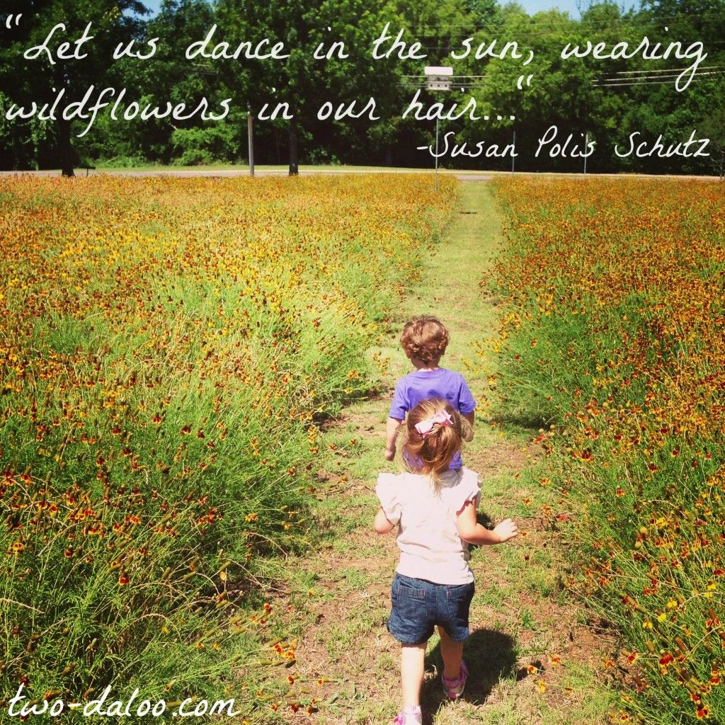 Nature Pictures With Quotes: 20 Picture Quotes About Kids, Play, And Nature
