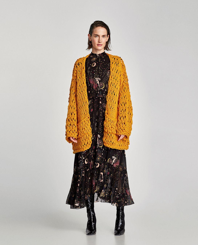 c9048609b43 Long Cardigan Sweaters Fall 2017 Trend
