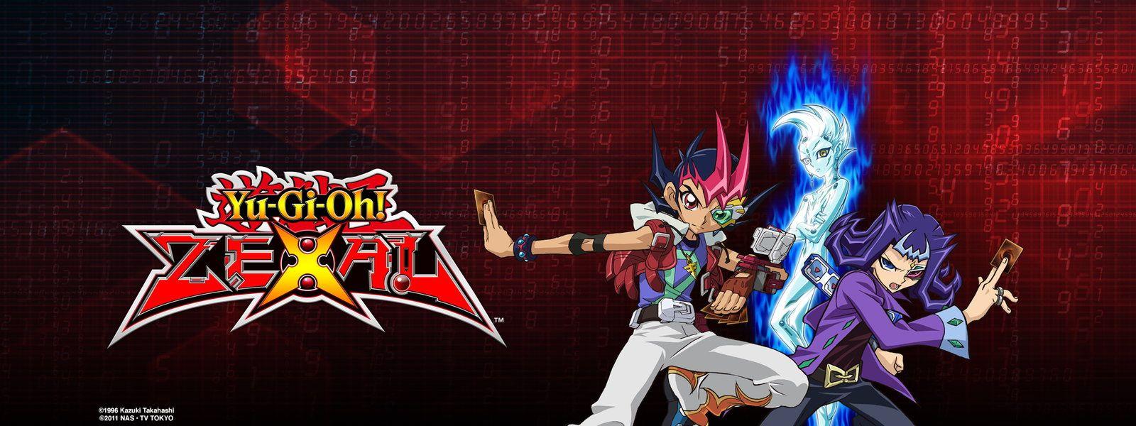 Watch YuGiOh! ZEXAL online Free Hulu Yugioh, Yu gi