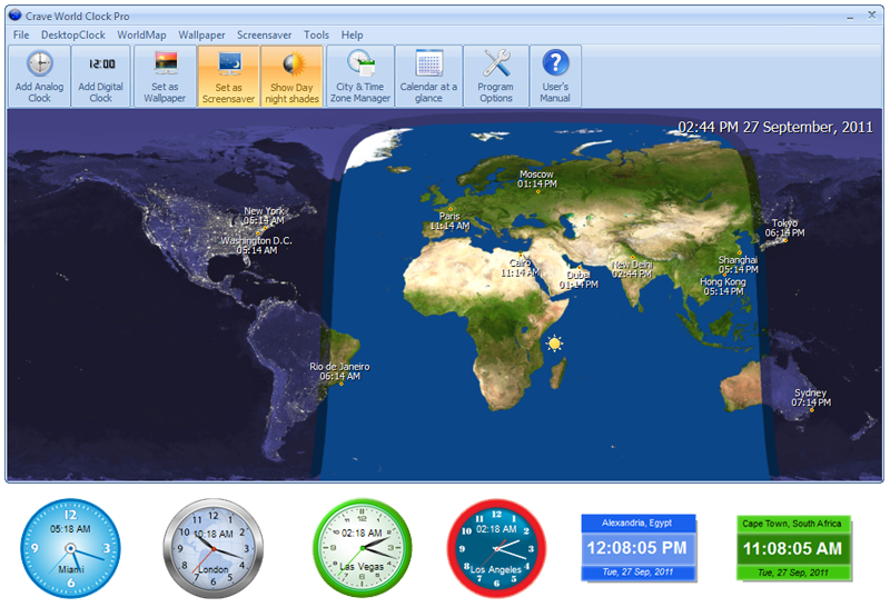 Crave world clock free allows you to keep track of current time for crave world clock free allows you to keep track of current time for major cities and time zones on a world map you can add themed analog and digital clocks gumiabroncs Images