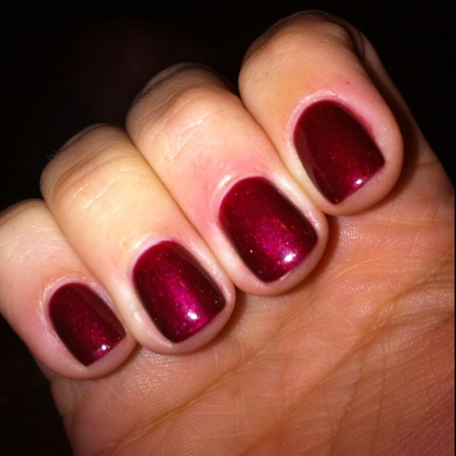 No chip manicure / gel cured nail polish Best beauty invention evar ...