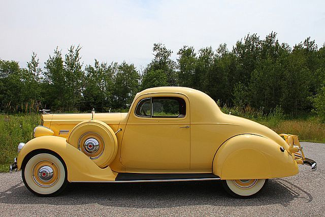 1937 Packard 120 Coupe For Sale , Iowa