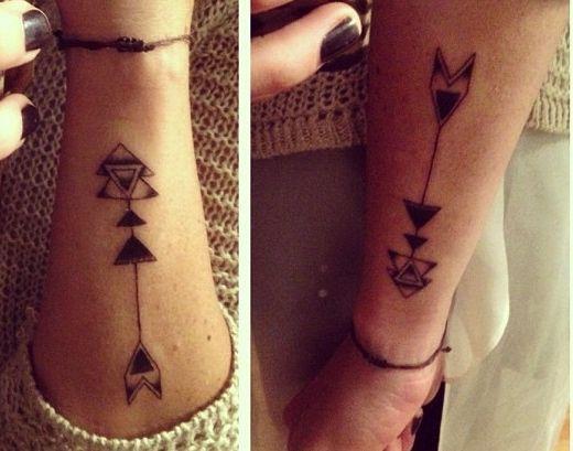 Arrow Tattoo