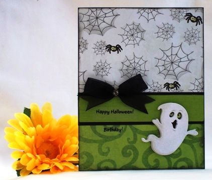 handmade halloween card ideas yahoo search results - Handmade Halloween Cards Pinterest
