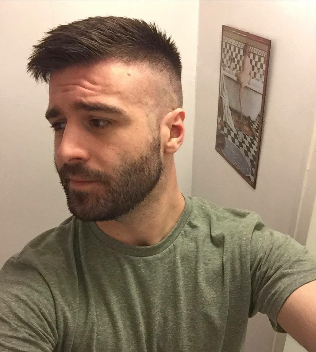 Haircut styles for men fades pin by richard tomlinson on bearded  pinterest