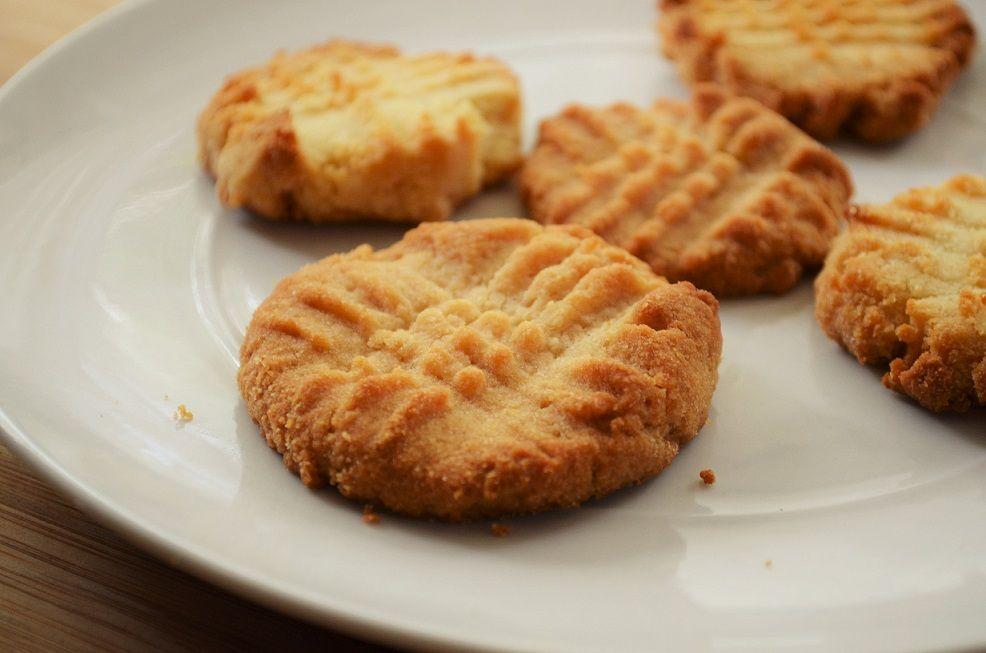Coconut Shortbread Keto Cookies - DrJockers.com
