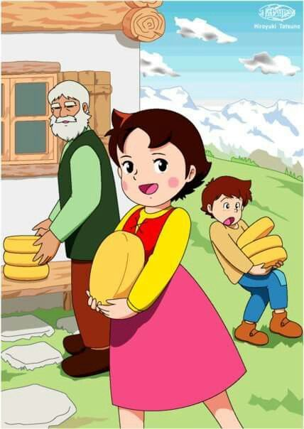 Pin By Renata Silveira On 80s Baby 90s Amman Childhood Heidi Cartoon Cartoon Anime