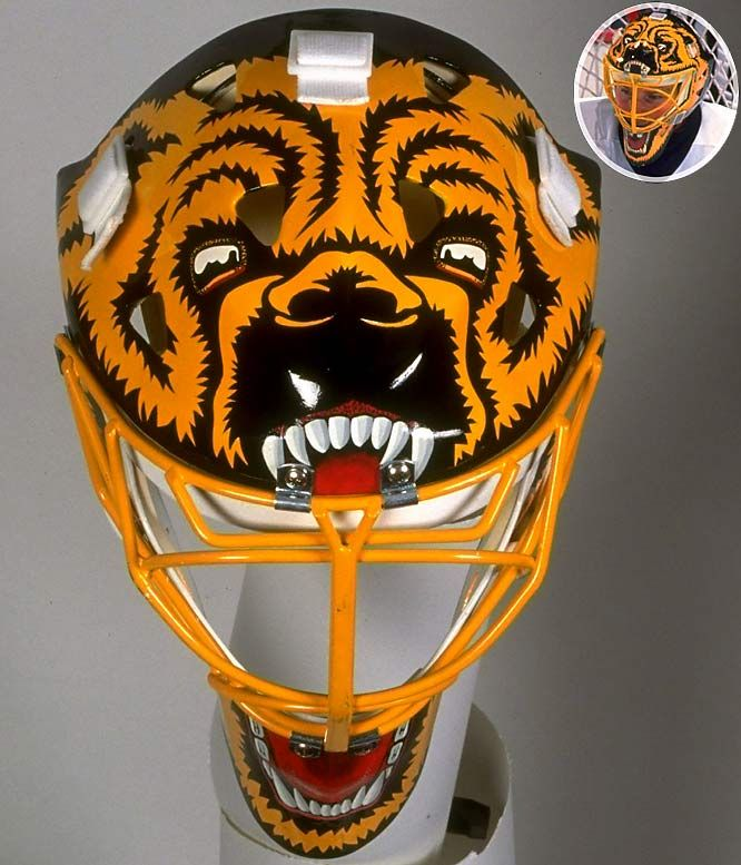 Image result for andy moog bruins mask