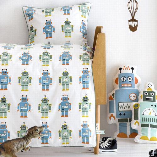 Found it at Wayfair - Robot Bedding