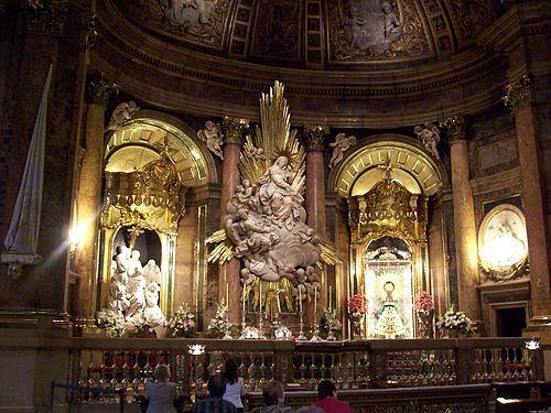 Nuestra Señora del Pilar/la Virgen del Pilar