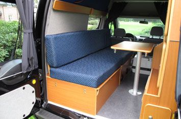 ford transit connect camper conversion expedition portal - Ford Transit Connect Interior Camper