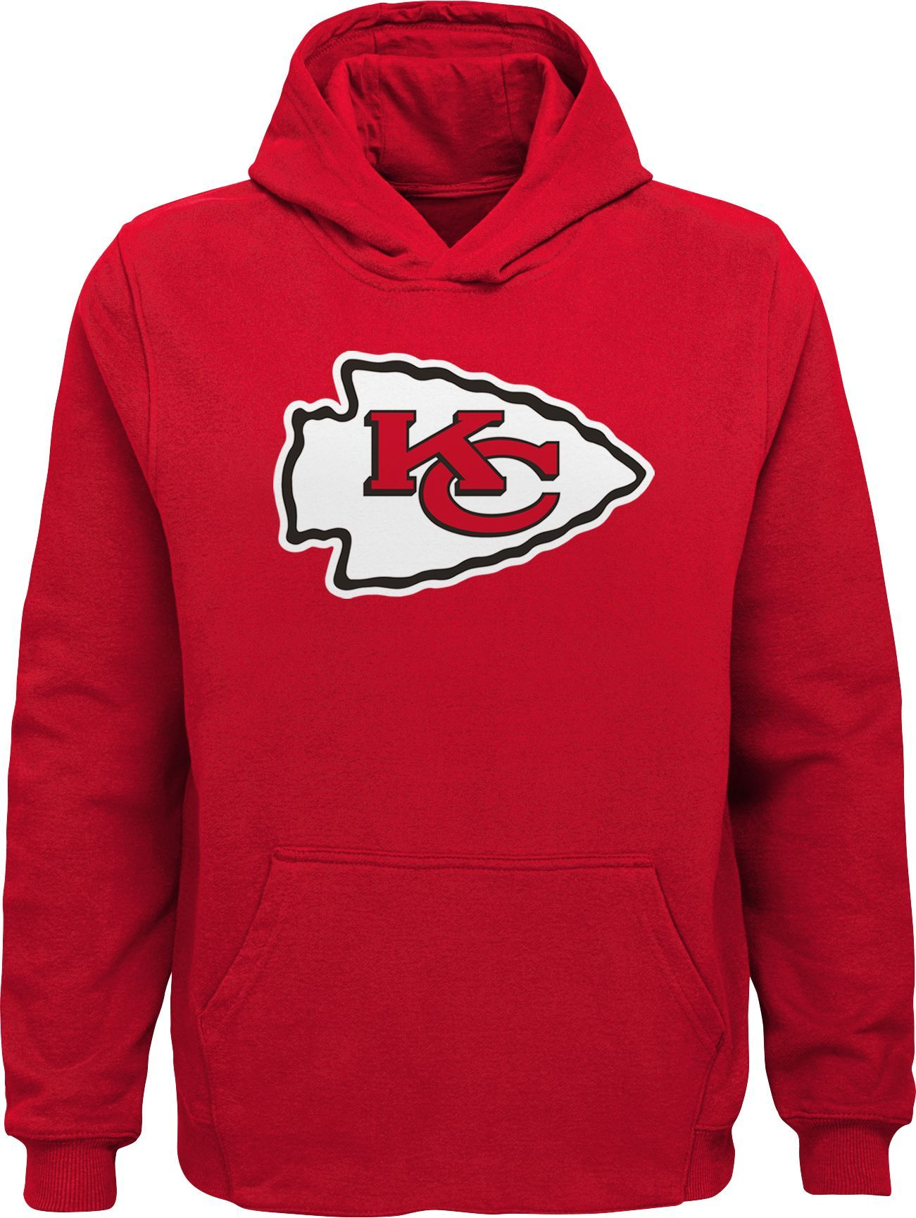 Nice Team Apparel Youth Kansas City Logo Red Hoodie, Size: Medium in 2019  hot sale