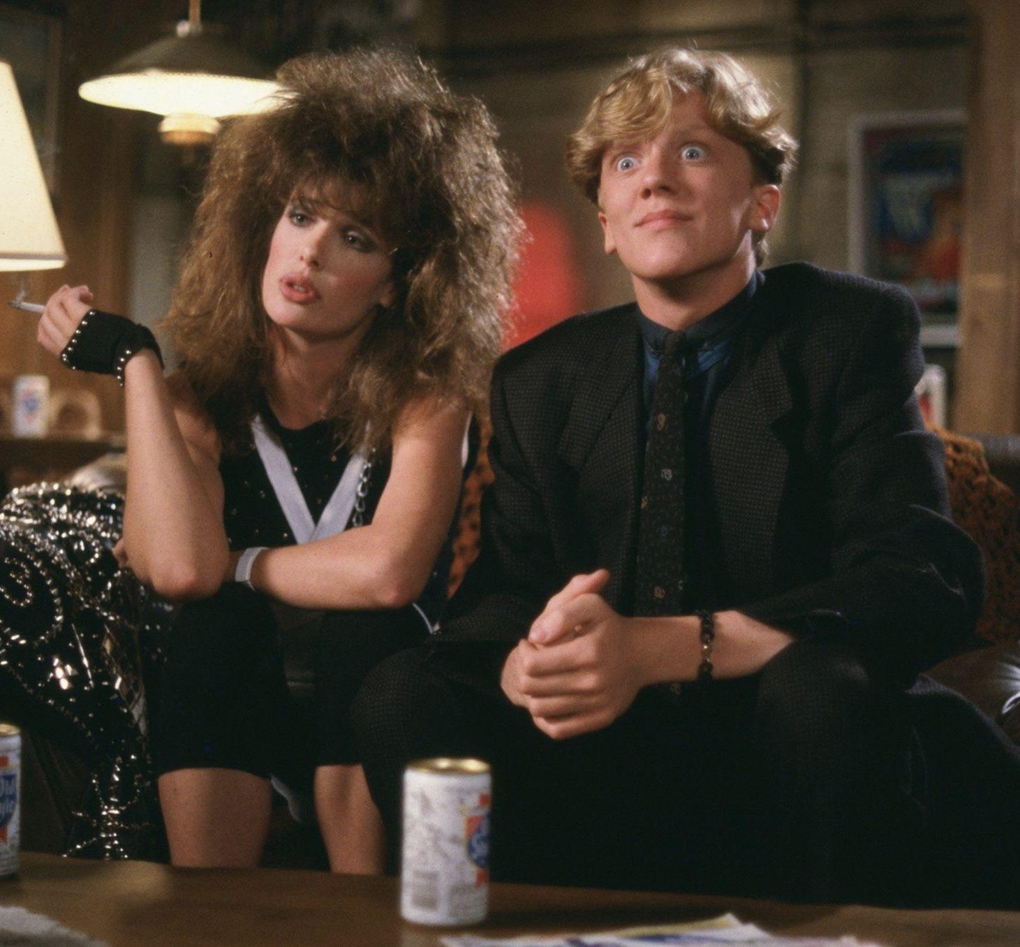 Weird Science (1985) John hughes films, Weird science