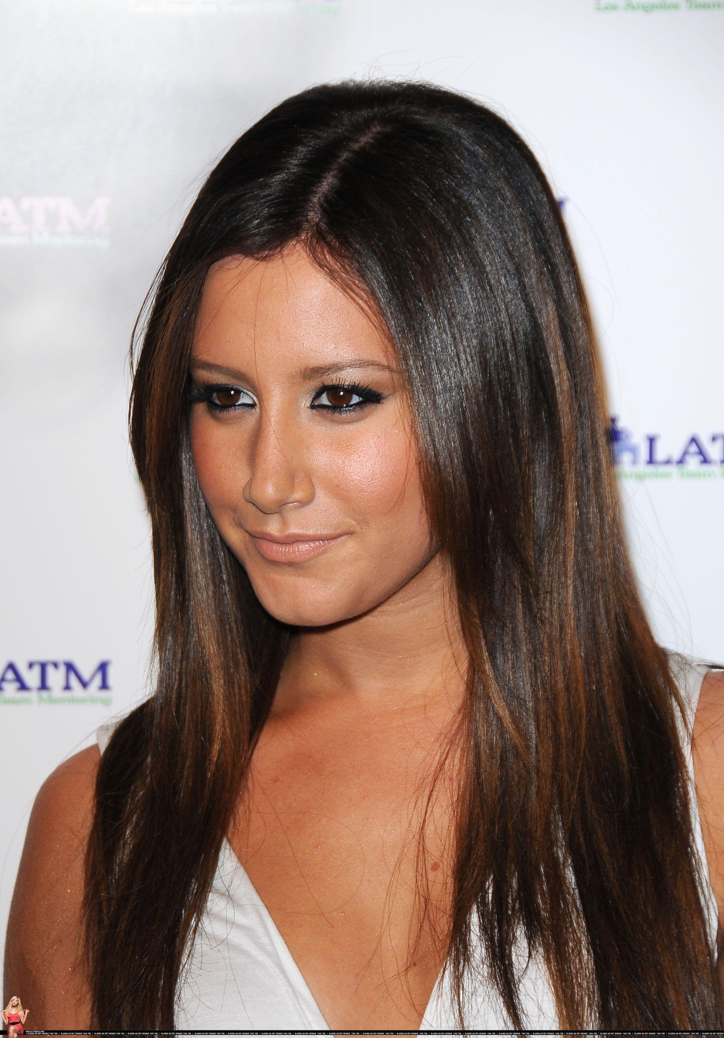 Ashley Tisdale  Brown Hair Color  Pinterest