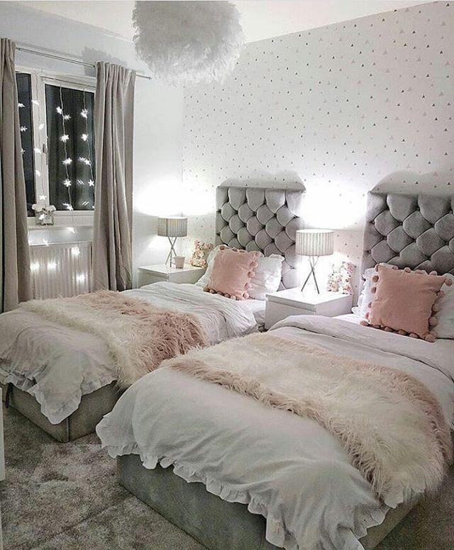 Best Follow Shared Girls Bedroom Shared Girls Room Twin 400 x 300