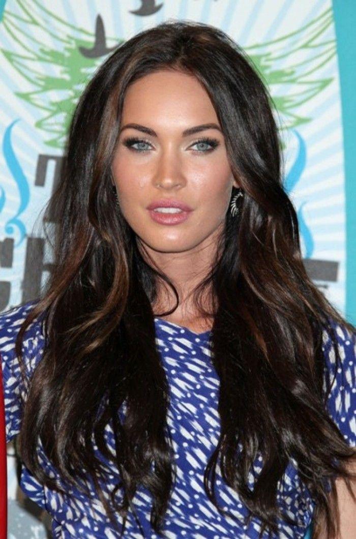19 Party Hairstyles For Long Hair  Megan Fox Hair -7576