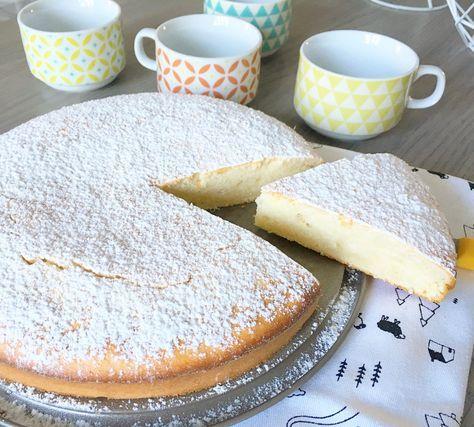 gâteau à la ricotta recette inspirée d'un blog italien ici pour un