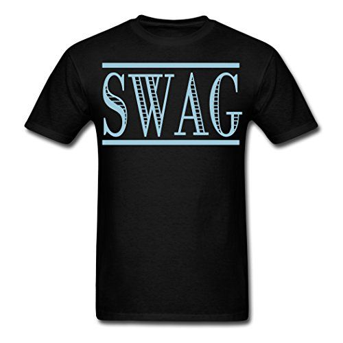 &&  Mring Different Style Pure cotton Swag Logo Custom T-shirt S