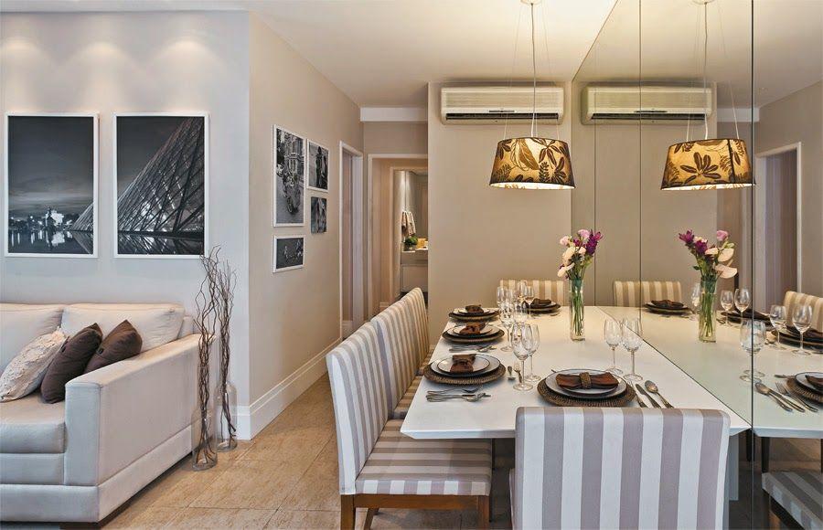 salon comedor pequeño diseño | Decoración salones en 2018 ...