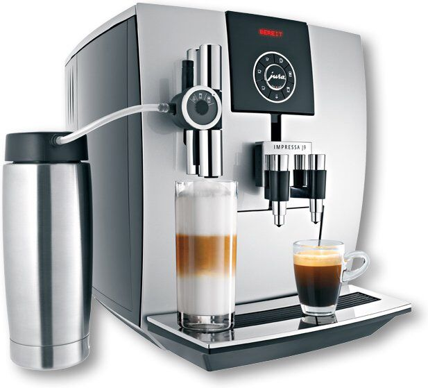 Kaffeevollautomat / Serie: Jura Impressa / Getränketypen