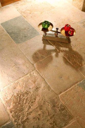 Baldosa de interior para suelo de piedra natural - Suelos de piedra natural ...