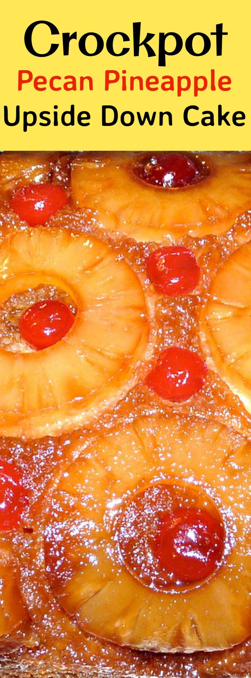 Easy Upside Down Pineapple Cake Nz