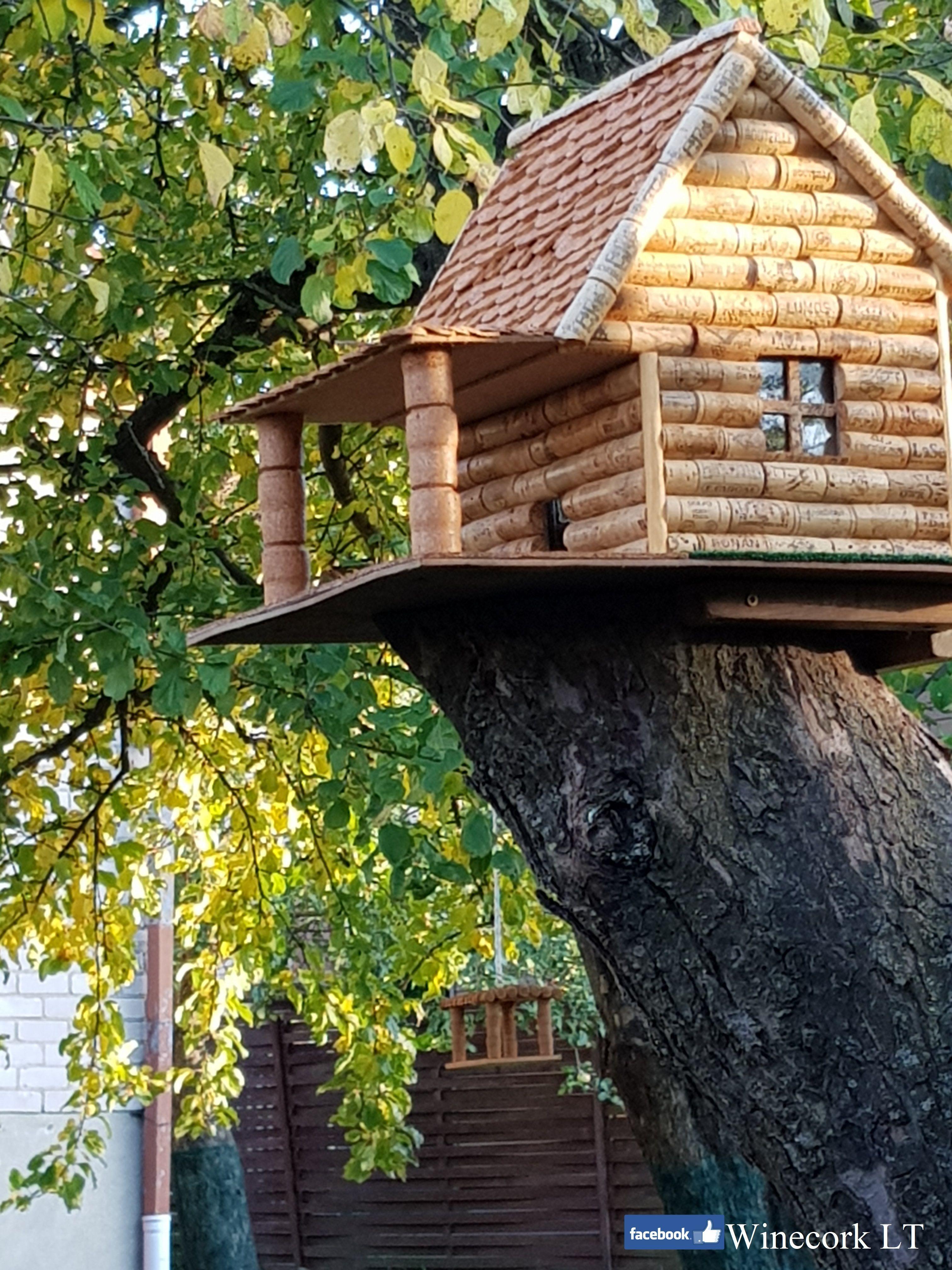 I Made It Bird House House Styles House