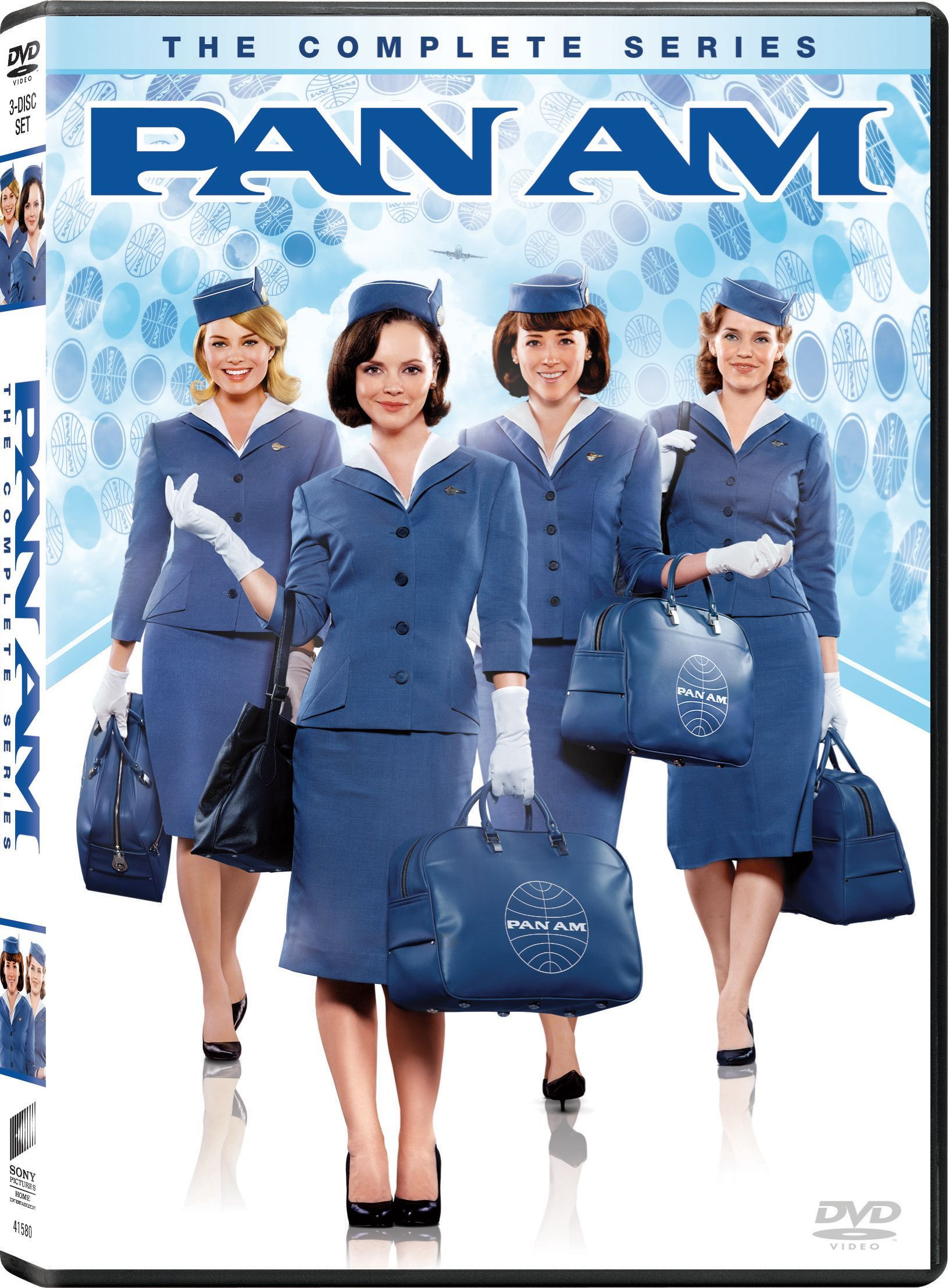 Pan Am The Complete First Season Dvd Overstock Com Shopping The Best Deals On General Amazones Egypte