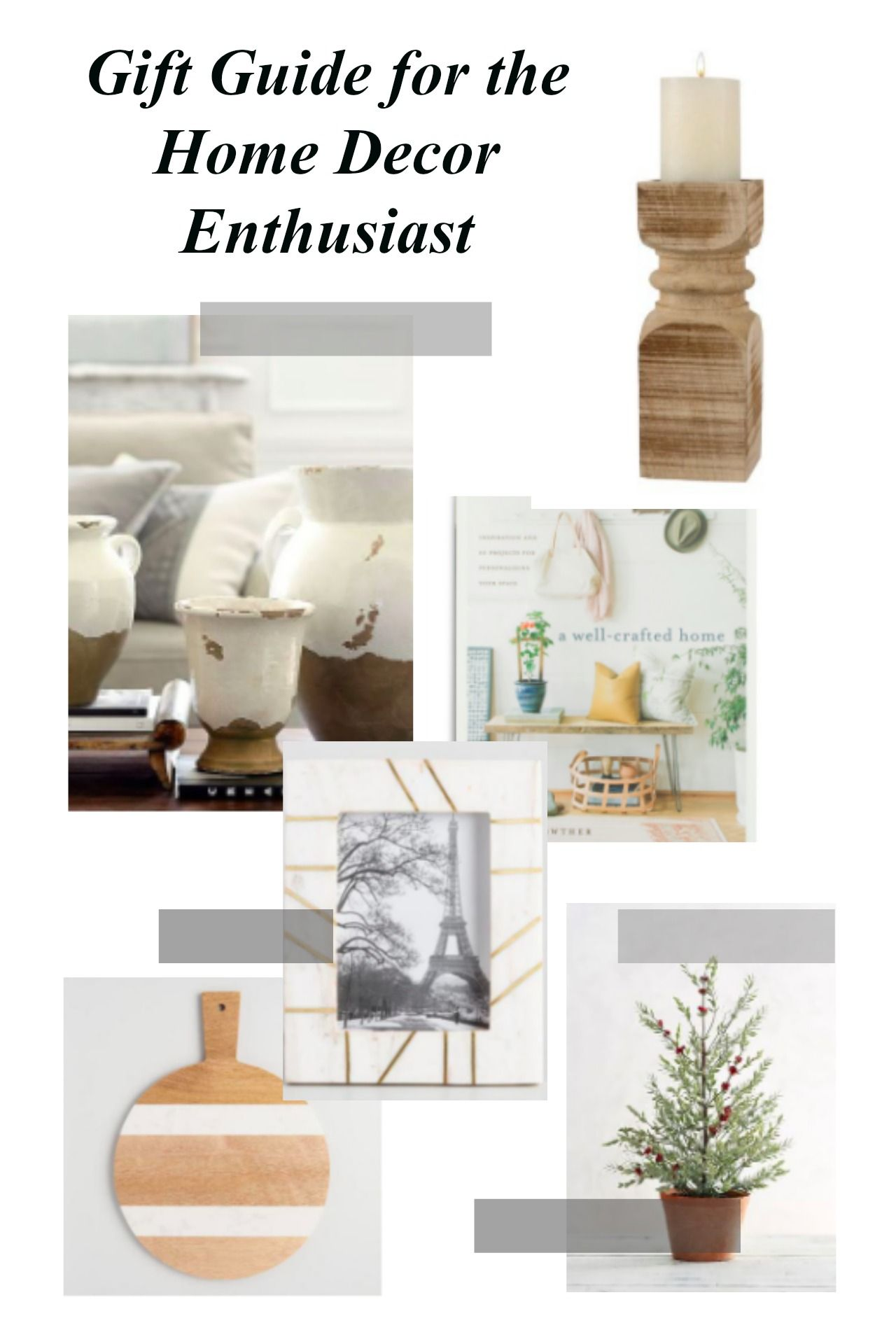 Gift Guide For The Home Decor Enthusiast Home Decor Decor Home