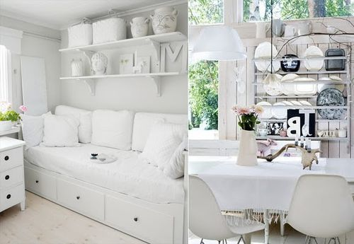 White Sofa Bed Bedroom Make Over Ideas Left Photo Home