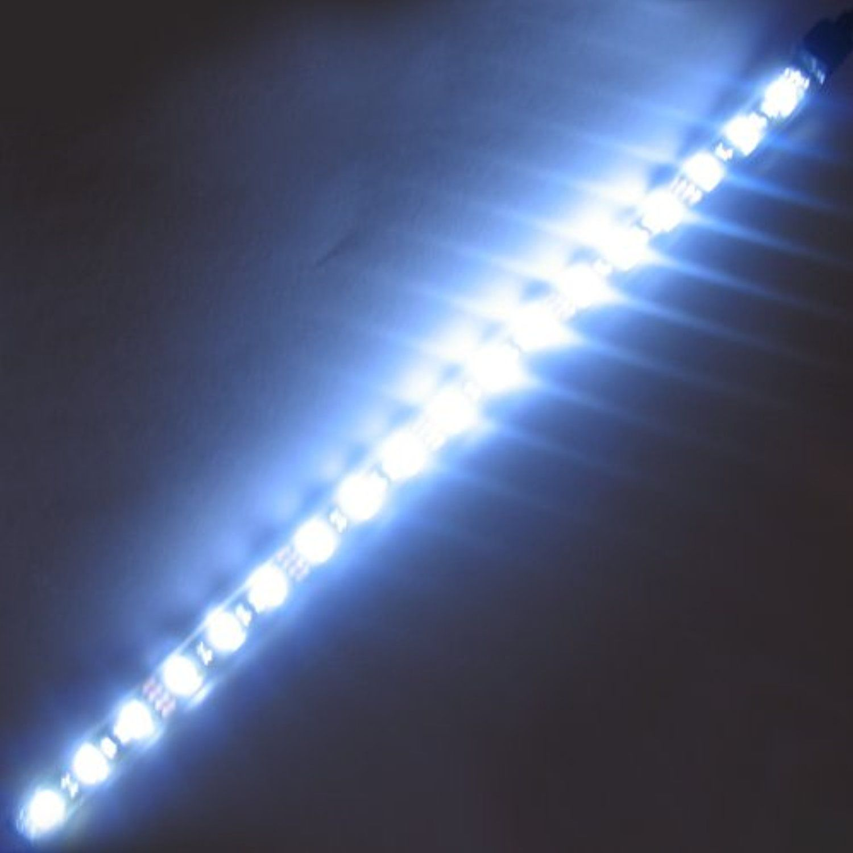 Super Bright 1ft 30cm Cool White Waterproof Flexible Led Strip Lights 5050 Smd 18leds P Led Strip Lighting Flexible Led Strip Lights Led Lighting Solutions