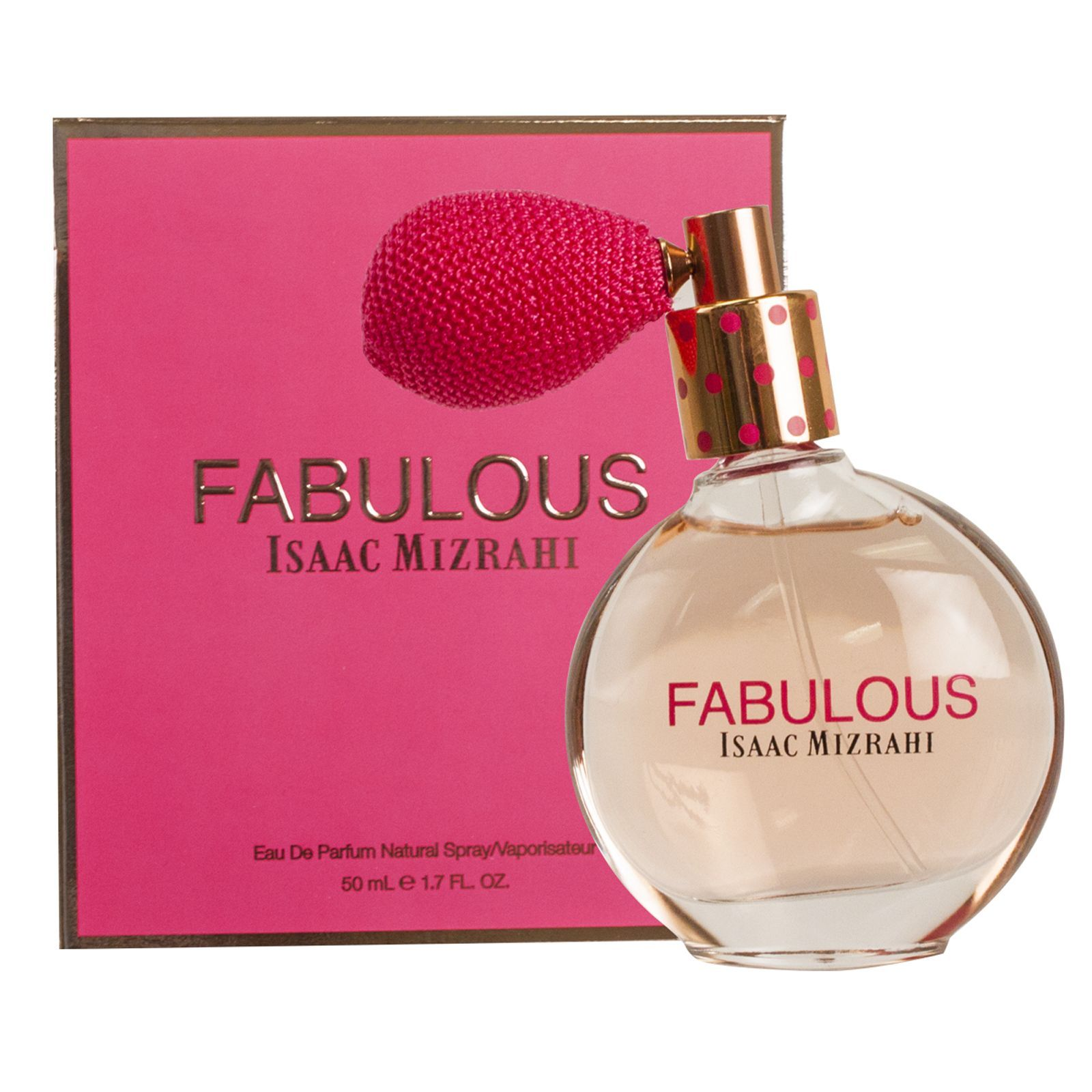 Isaac Mizrahi Fabulous Women's 1.7-ounce Eau de Parfum Spray