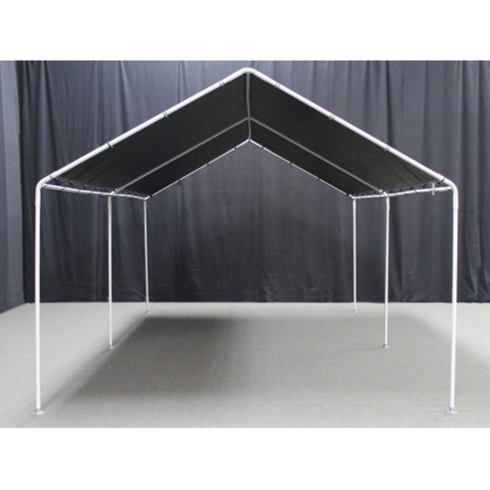 King Canopy 10 x 20 ft. Canopy Carport 6 Legs Car