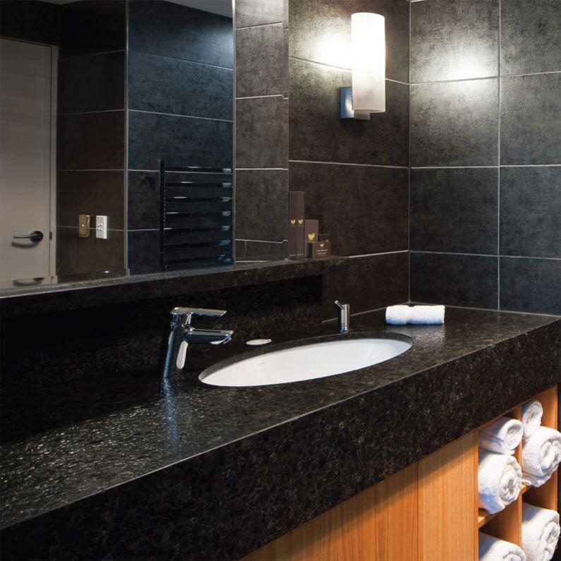 Naturstein Waschtische geben jedem Bad eine persönliche Note http - natursteine bad