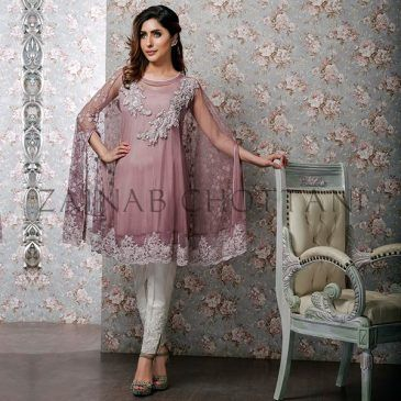 Latest Casual Embroidered Pret Collection 2016 By Zainab Chottani | PK Vogue