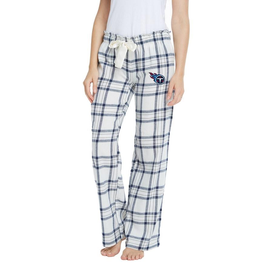 c31c743ce7bd Women s Tennessee Titans Flannel Pajama Pants