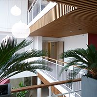 High Quality Laudescher Lauder LINEA Suspended Ceiling : CER Quimper