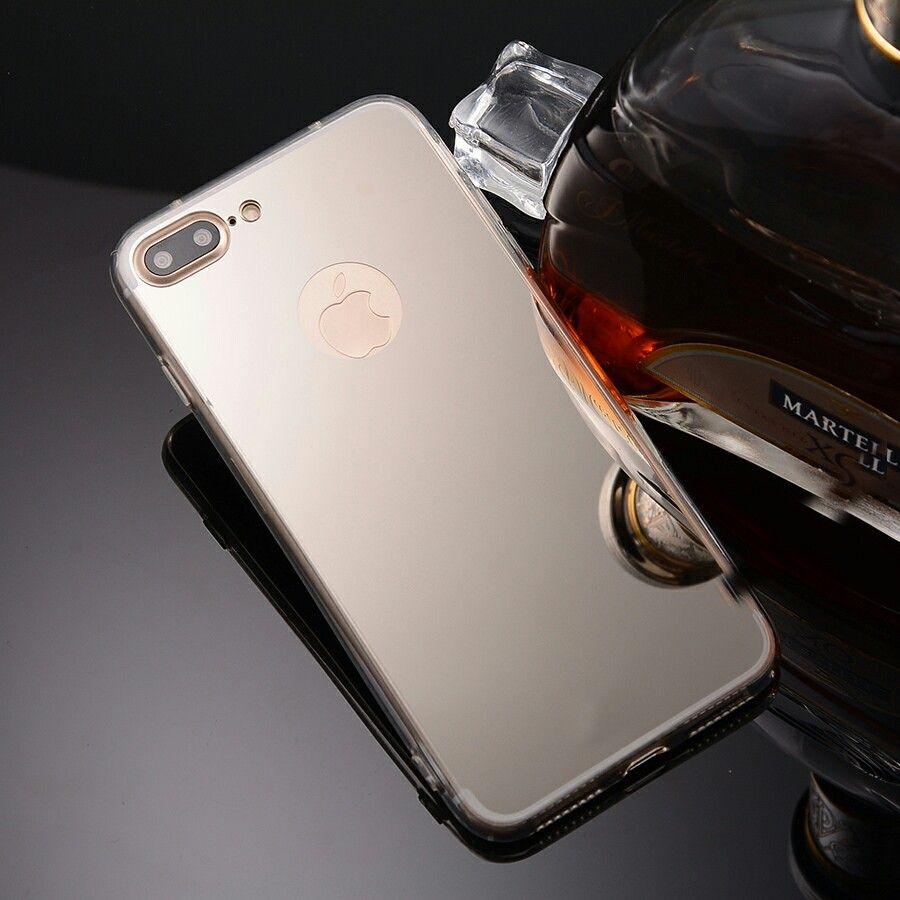 mirror iphone 7 plus case. silver iphone 7 plus mirror case iphone