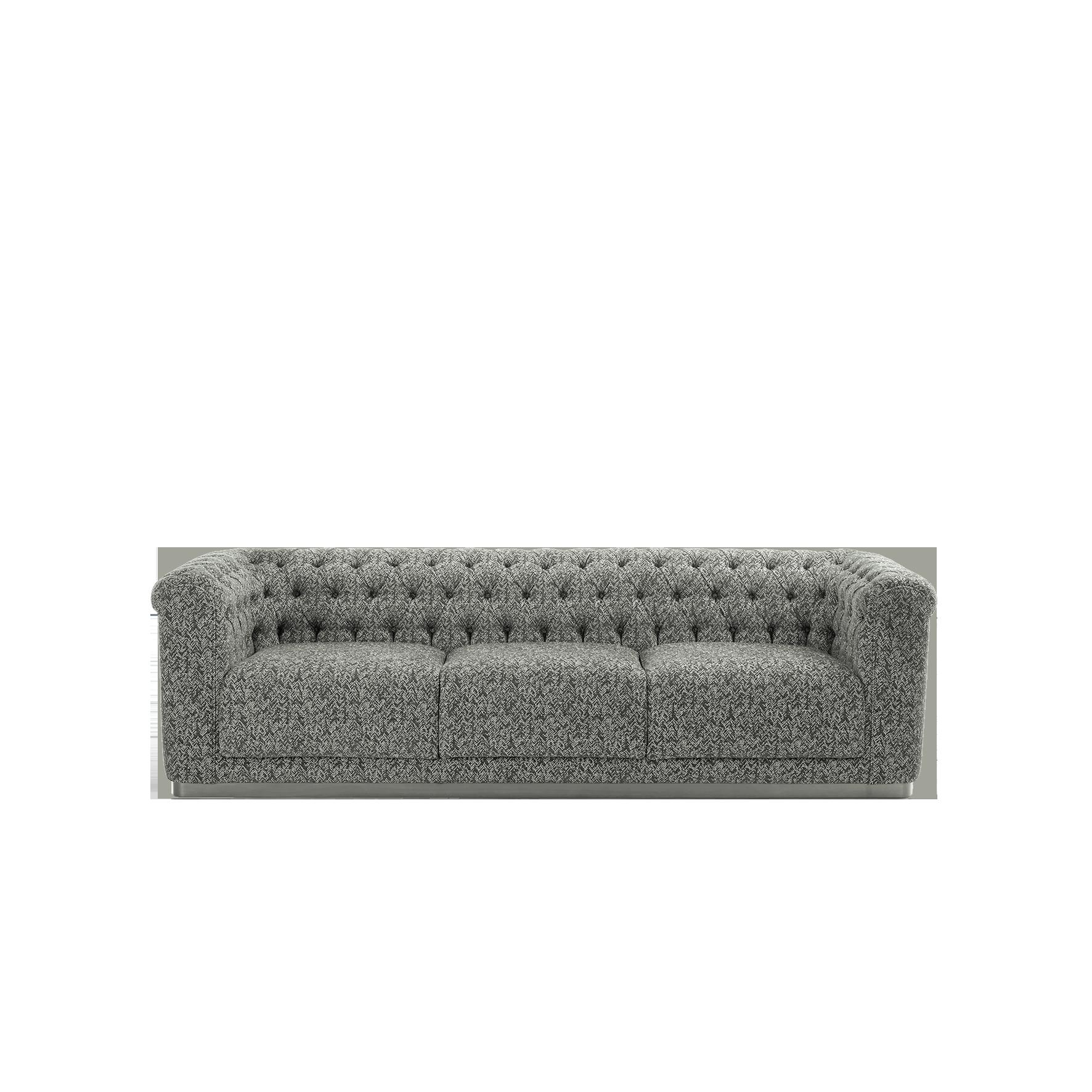 Divani In Pelle Tosconova.Figaro Sofa